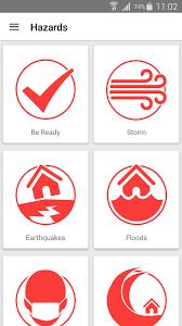 hazard app
